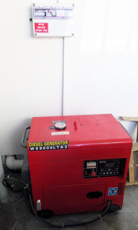 כולם חדשים גנרטורים דיזל GenTech | מכירת גנרטור דיזל קטן להפעלה אוטומטית YJ-72